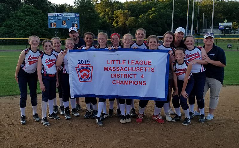 2019 All-Star Tournament - Mass District 4 Little League